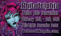 Philly Tattoo Convention