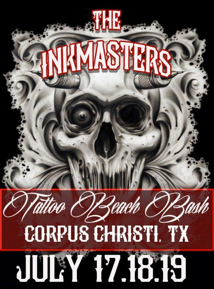 The inkmasters tattoo beach bash tx pinups for pitbulls for Corpus christi tattoo shops