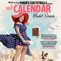 2017 Pinups For Pitbulls Calendar