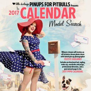 2017 Pinups For Pitbulls Calendar
