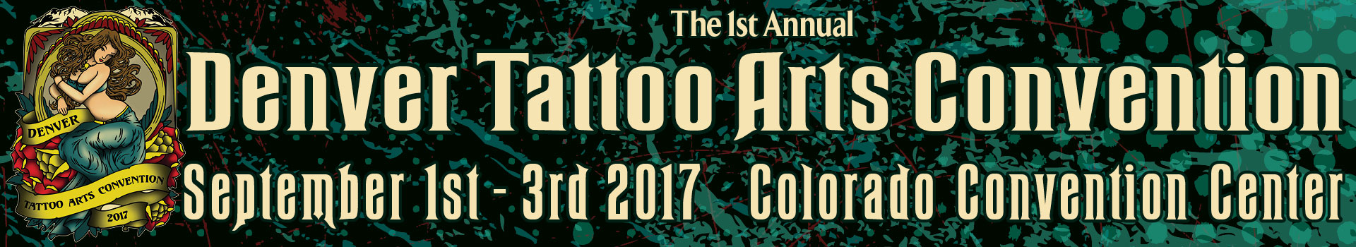 Events pinups for pitbulls for Tattoo convention 2017 denver