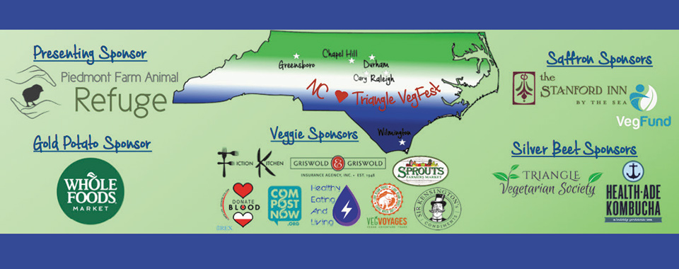 Triangle VegFest Festival Day (NC) - Pinups for Pitbulls on