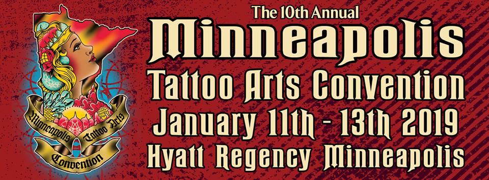 Minnesota Tattoo Arts Convention (MN) - Pinups for Pitbulls