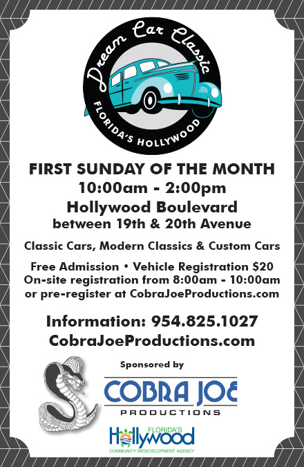 Dream Car Classic by Cobra Joe Productions (Hollywood, FL) - Pinups