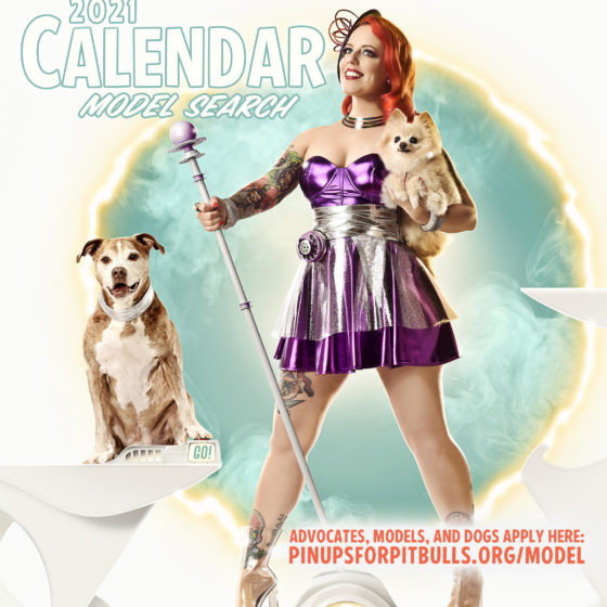 2021 Calendar Model Call!